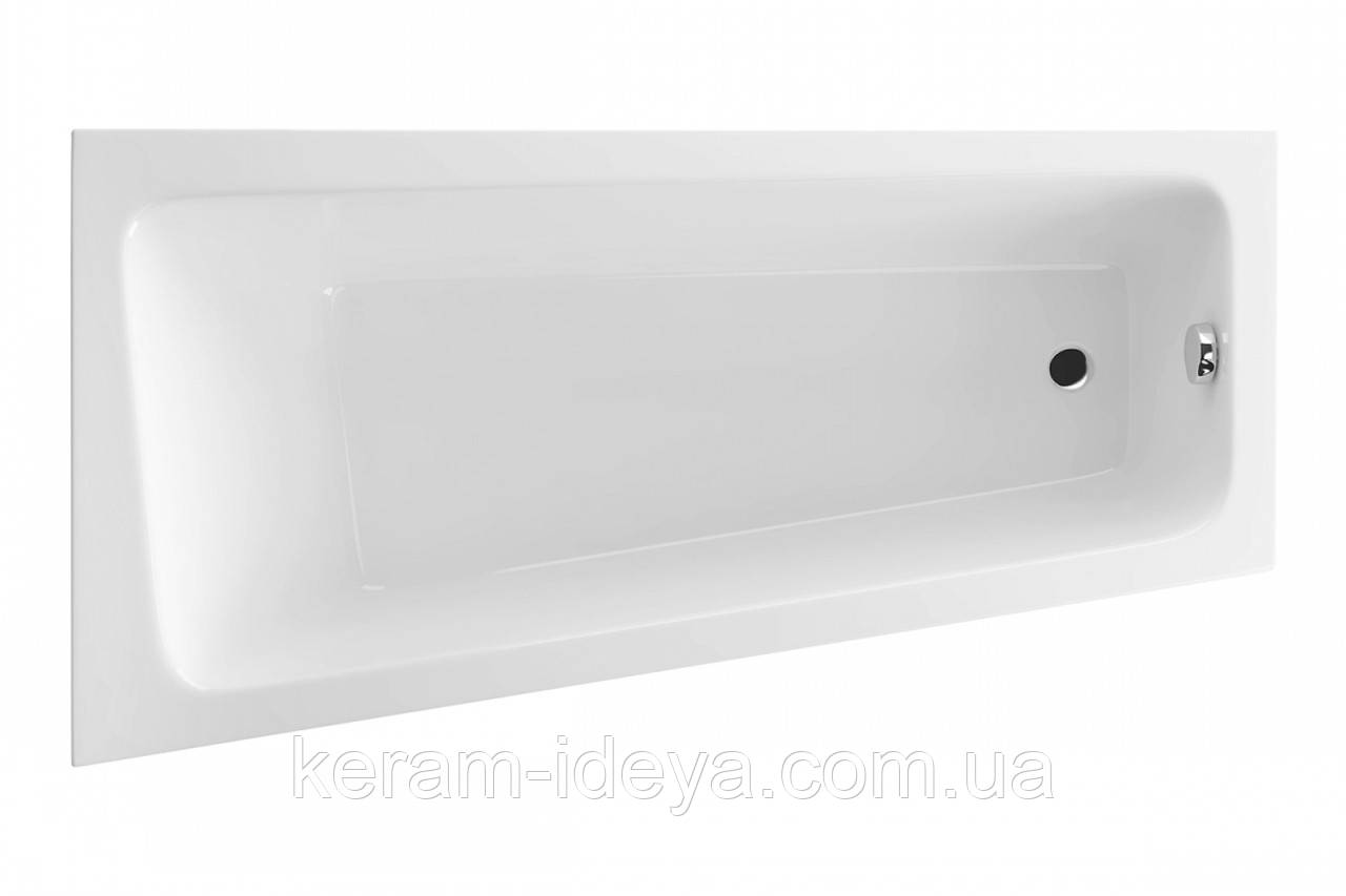Ванна акриловая Excellent Ava Comfort 150х80см WAEX.AVL15WH левая