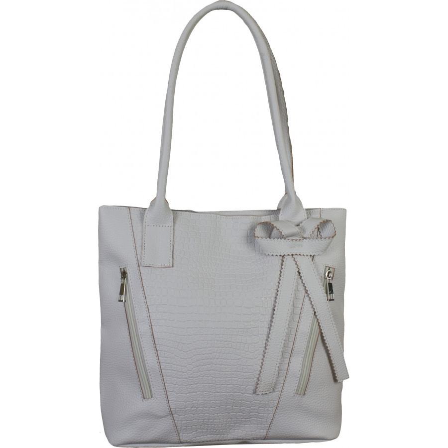 249f194c8e22 Сумка женская белая код 12-715: продажа, цена в Днепре. женские ...