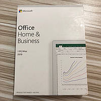 Microsoft Office Home and Business 2019 1PC/Mac коробочная версия (SKU-T5D-03251) NEW