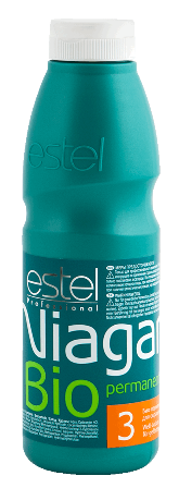 Био-перманент Estel NIAGARA №3 для окрашенных волос, 100 мл