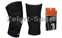Наколенник (фиксатор коленного сустава) с открытой колен. чашечкой (1шт) ASICS (р-р M,L)  BC-610