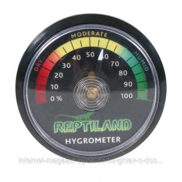 Гигрометр аналоговый для террариума, 5 см