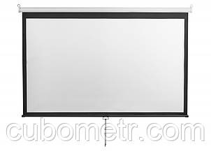 "Экран 2E подвесной, 16:9, 90"", (2*1.12 м)"