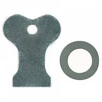 Сменная мембрана и ключ для ультразвуковых генераторов тумана, 1 уп
