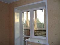 Балконные блоки Rehau