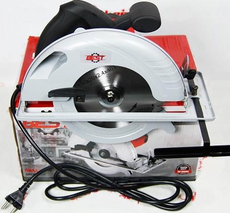 Пила дисковая Best ПД-190-2200. Бест