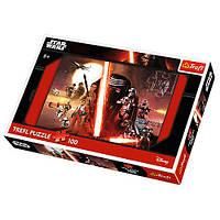 "Пазли ""100"" - Боротьба за владу, Lucasfilm Star Wars Episode VII, Trefl, 16297"