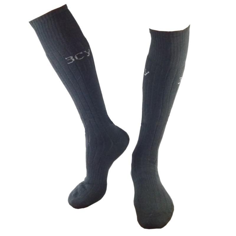 Носки  треккинговые зимние черные