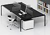 Стол офисный с экраном KBS, фото 6