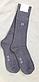 Носки  треккинговые зимние черные, фото 3