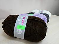 "Акриловая пряжа для вязания ""Knitty"""