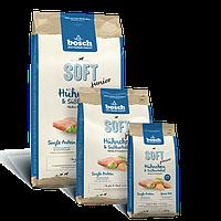 Корм для собак Bosch (Бош) HPC SOFT юниор (курица и сладкий картофель), 2.5 кг