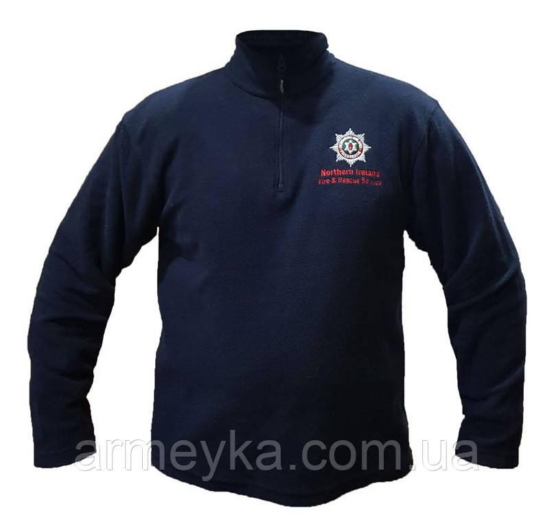 Термофлис (пожарная служба) ECWS, Level II, темно-синий. Великобритания, оригинал.