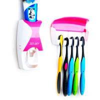 Диспенсер для зубной пасты и щеток автоматический (w-506) (100)