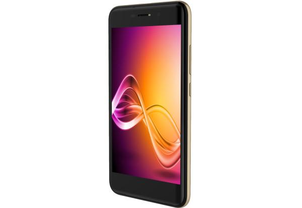 Телефон Nomi i5014 Evo M4 Gold