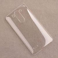 Чехол iMak для LG L Bello D331 D335 Прозрачный Бампер