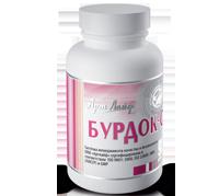 БУРДОК-С( 90 таблеток)   Комплекс для нормализации всех видов обменных процессов.
