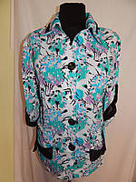 Блуза женская   размер 54,56,58,60