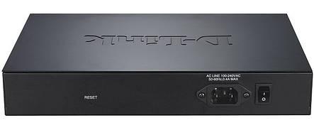 Мультисервисный маршрутизатор D-Link DSR-500 4xGE LAN, 2xGE WAN, 1xUSB, 1xCons RJ45, фото 2