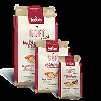Корм для собак (Бош) HPC SOFT Макси (кабан и сладкий картофель), 1 кг