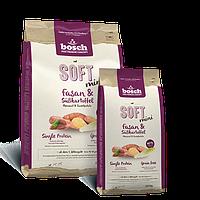 Корм для собак (Бош) HPC SOFT Мини (фазан и сладкий картофель), 2,5 кг