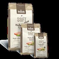 Корм для собак Bosch (Бош) HPC SOFT Эдалт (курица и банан), 2.5 кг
