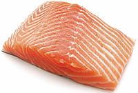 Филе лосося охлажденное, 2-3 кг