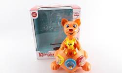 Музыкальное кенгуру 6601 на батарейке для детей
