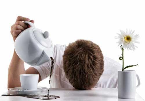 почему от кофе иногда хочеться спать