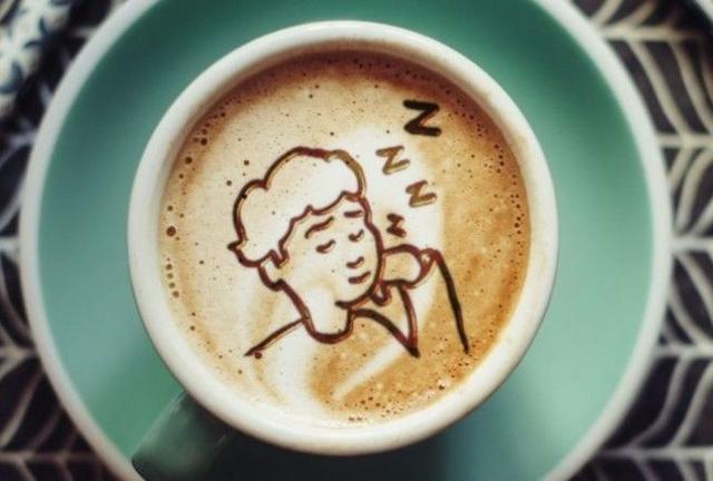 почему кофе вызывает сонливость
