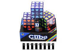Кубик-рубик /24/144/6шт в кор. 12*17*6см.