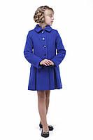 Нарядное детское пальто на девочку