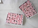 Розы латексные, в наборе 24 головки, 65 грн, фото 2