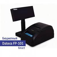 Фискальный регистратор Datecs FP-101 Smart с индикатором клиента DPD-202