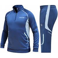 Спортивный костюм RDX Tracksuit Blue, фото 1