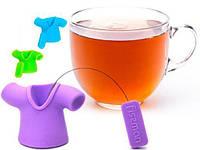 Ситечко силиконовое Fissman Майка для заваривания чая, фото 1