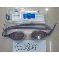 Очки для плавания в футляре код E02825-
