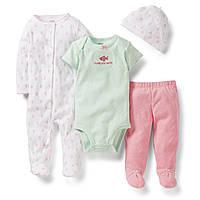 Детский комплект для новорожденного  3, 9 месяцев