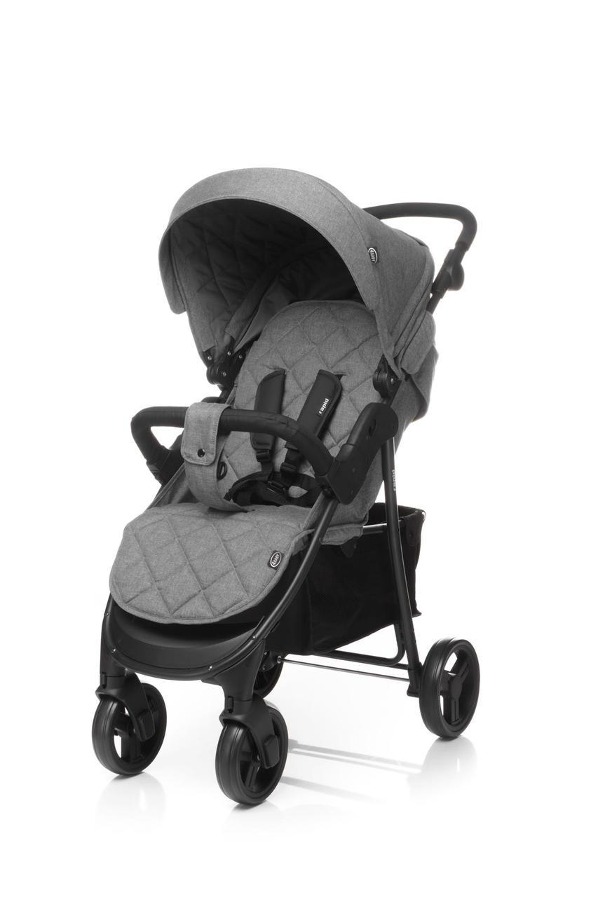 Детская прогулочная коляска с регулируемым наклоном спинки сиденья 4Baby Rapid