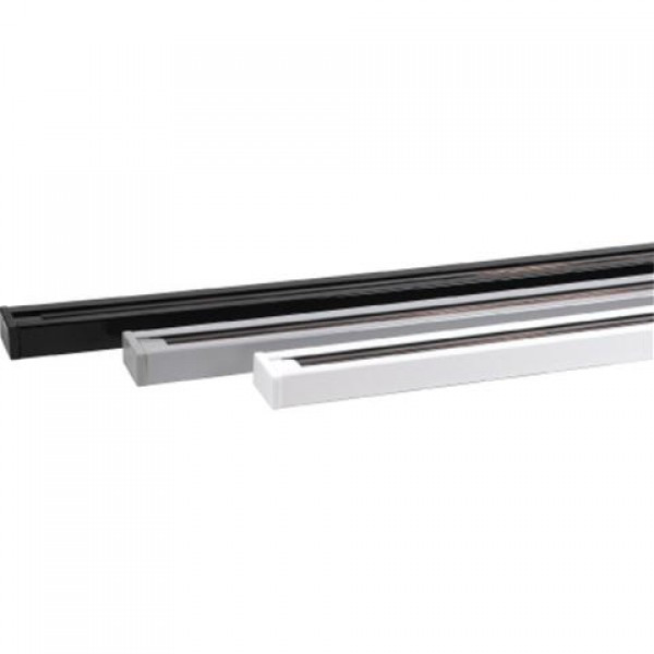 Рейка для трекового светильника 3м (белая, серая, черная)