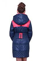 Красивая куртка на девочку демисезонная, фото 3