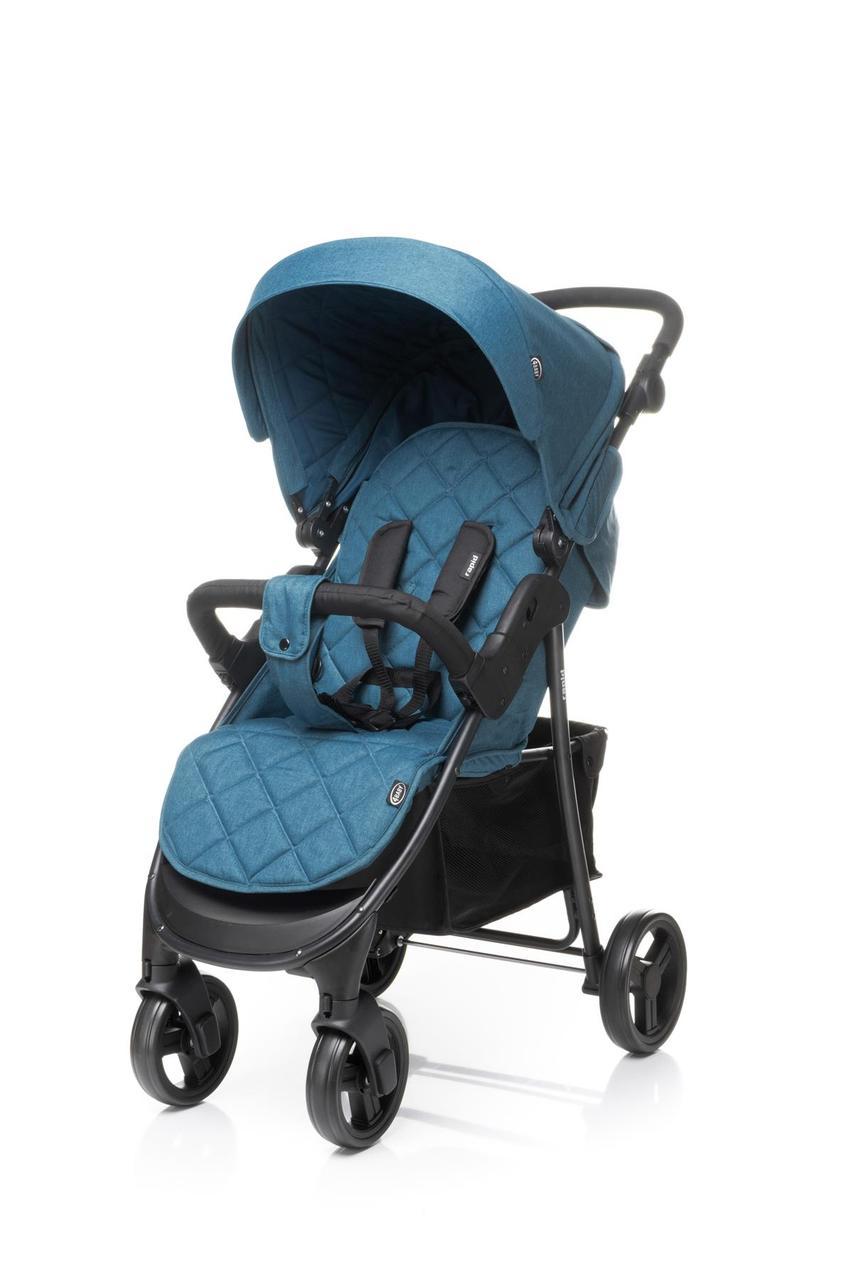 Прогулочная детская коляска для мальчика с капюшоном 4Baby Rapid