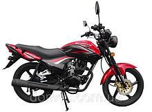 Мотоцикл FORTE FR200-23 красный