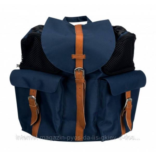 """Рюкзак-переноска для животных """"Andy"""" (33 × 37 × 21 cм) для кошек и собак до 8 кг"""