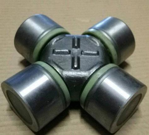 Крестовина вала карданного FAW CA3252 (ФАВ 3252 D=57;L=148;152), фото 2