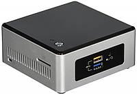 "Неттоп INTEL NUC Celeron N3050 1.6Ghz,1xSO-DIMM, G-LAN,4xUSB3.0,2.5""HDD,VGA,HDMI,Wi-Fi/BT"