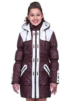 Качественная весенняя куртка на девочку, фото 2