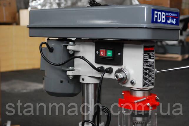 FDB Maschinen Drilling16 220V настольный сверлильный станок, фото 2