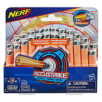 Стрелы Нерф Nerf N-Strike Elite AccuStrike Series Dart 24 шт. Hasbro C0163
