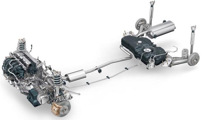 Ремонт ходової і рульового керування Форд